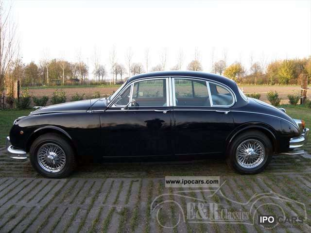 Jaguar  3.8 Overdrive 3 carburators restored 1967 Vintage, Classic and Old Cars photo