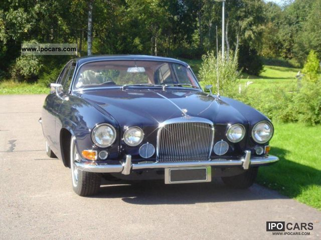 Jaguar  MK X (Fzg. of Rumanian. Dictator N.Ceaucescou) 1964 Vintage, Classic and Old Cars photo