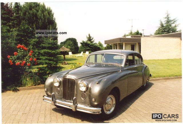Jaguar  Mark 7 1957 Vintage, Classic and Old Cars photo