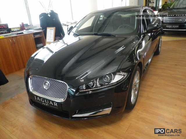 2012 Jaguar  XF 2.2 Diesel Limousine Used vehicle photo