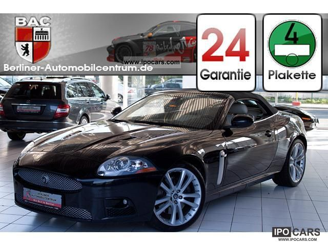 2007 Jaguar  * FULL * XKR Convertible Netto36.093 CATS * Keyless Entr Cabrio / roadster Used vehicle photo