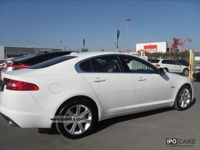 2011 jaguar xf 3 0 v6 d luxe car photo and specs. Black Bedroom Furniture Sets. Home Design Ideas