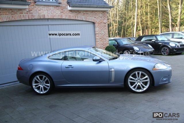 2008 jaguar coupe