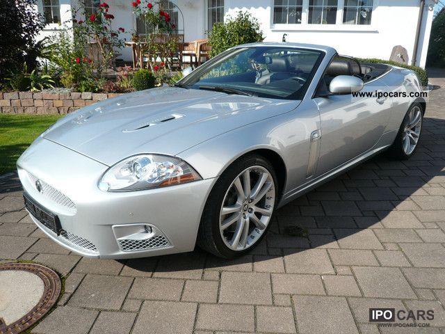 2006 Jaguar XKR Convertible ** 47 ** TCM * accident * dt.Fzg Cabrio ...