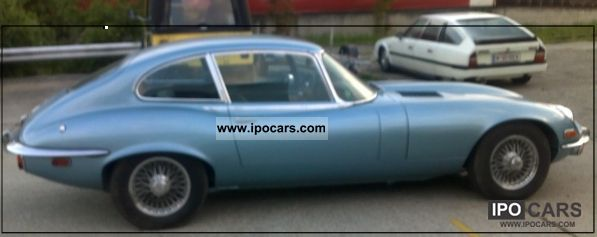1973 Jaguar  E-Type Sports car/Coupe Used vehicle photo