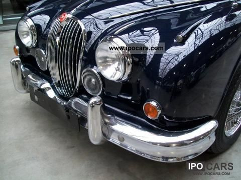 Jaguar  LHD MKII 3,4 L 1961 Vintage, Classic and Old Cars photo