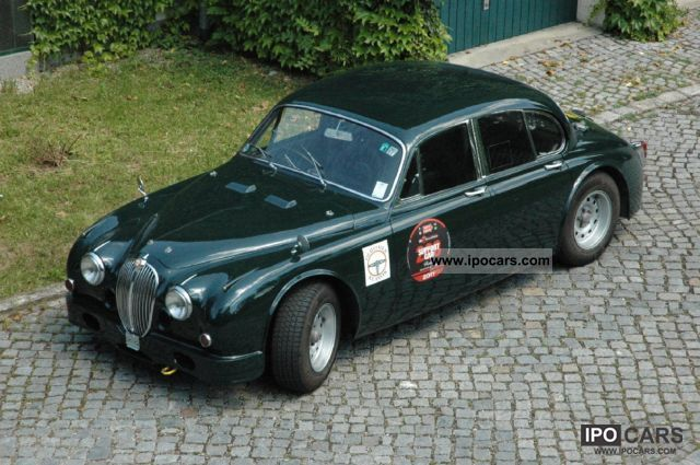 Jaguar  MK II RHD race vehicle 1961 Race Cars photo