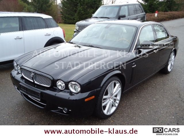 2009 jaguar xj xj6 2 7 warranty service to incl 6 2012 car photo and specs. Black Bedroom Furniture Sets. Home Design Ideas