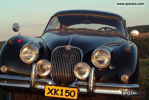 Jaguar  XK 150 FHC 3.8 1960 Vintage, Classic and Old Cars photo