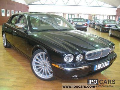 2006 Jaguar  DAIMLER SUPER EIGHT FINITION PRESIDENT Limousine Used vehicle photo