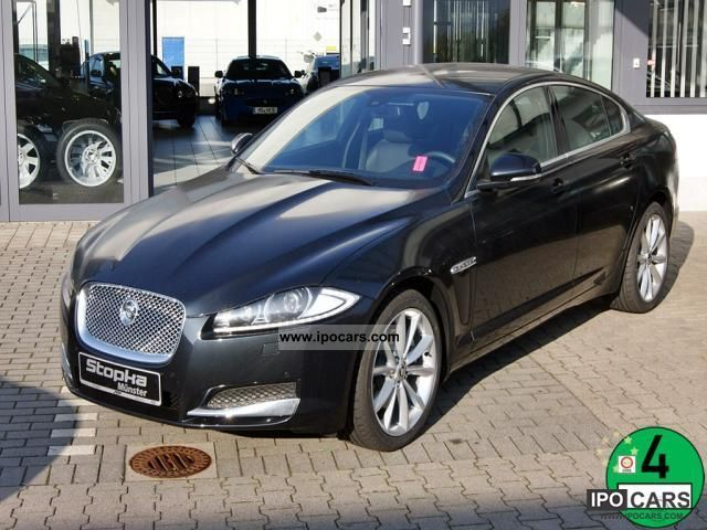 2011 Jaguar  2012 XF 3.0 Diesel MJ Limousine Demonstration Vehicle photo