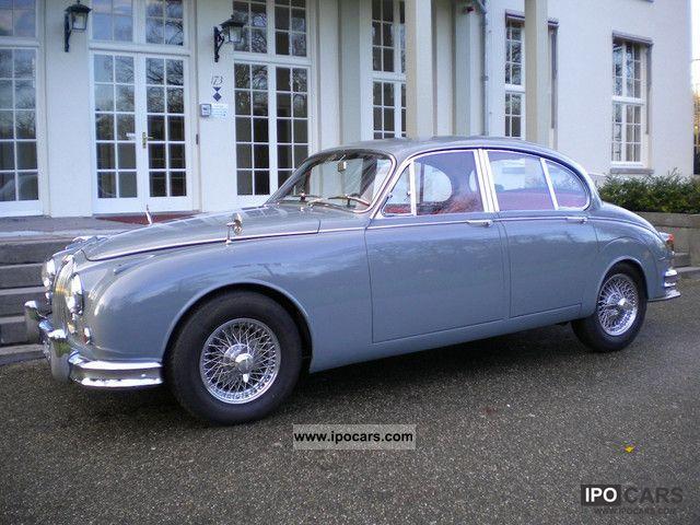 1962 Jaguar  3.8 Manual Overdrive Limousine Classic Vehicle photo
