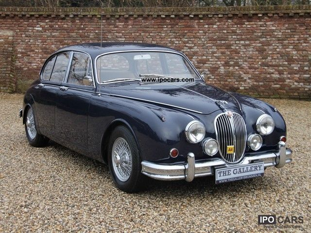1964 jaguar mk2 3 8 overdrive car photo and specs. Black Bedroom Furniture Sets. Home Design Ideas