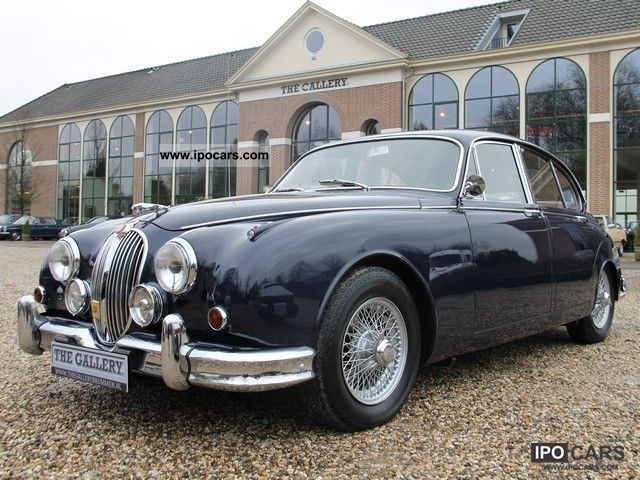 Jaguar  MK2 3.8 Overdrive 1964 Vintage, Classic and Old Cars photo