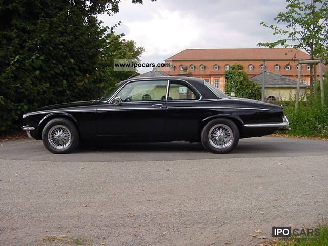 Jaguar  Daimler XJC V12 Coombs 1975 Vintage, Classic and Old Cars photo