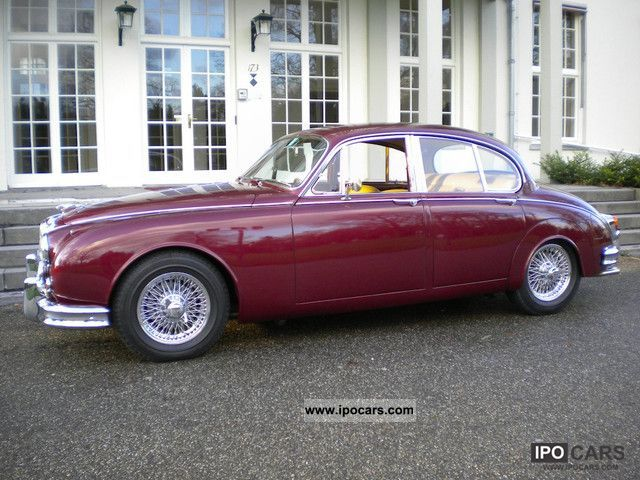 Jaguar  3.8 car 1963 Vintage, Classic and Old Cars photo