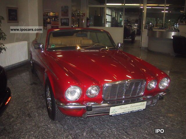 Jaguar  XJ12 Series II Convertible 1979 Vintage, Classic and Old Cars photo
