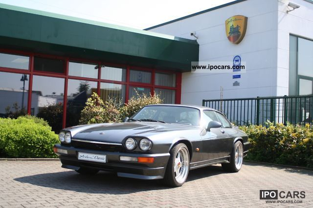 1993 Jaguar  ARDEN AJ7 - XJR-S V12 3.6 Sports car/Coupe Used vehicle photo