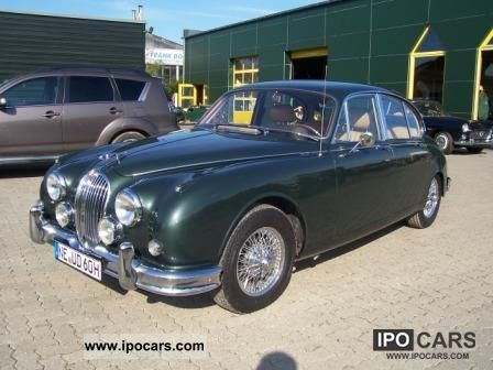 Jaguar  MK II 1960 Vintage, Classic and Old Cars photo
