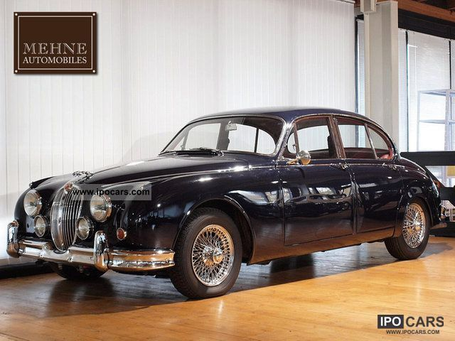 Jaguar  MK II 3.4 1961 Vintage, Classic and Old Cars photo