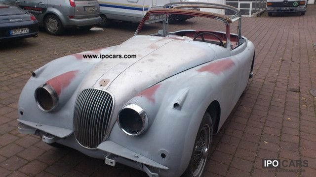 Jaguar  XK 150 3.4 Litre S 1960 Vintage, Classic and Old Cars photo