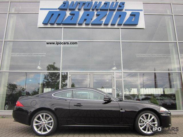 2011 Jaguar  XK 5.0 Coupe Special Edition ~ ~ ~ 2011 GRACE Sports car/Coupe Used vehicle photo