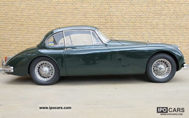 Jaguar  XK 150 FHC 1960 Vintage, Classic and Old Cars photo