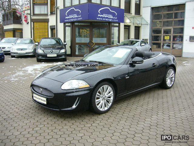 2009 jaguar xk 5 0 convertible portfolio car photo and specs. Black Bedroom Furniture Sets. Home Design Ideas