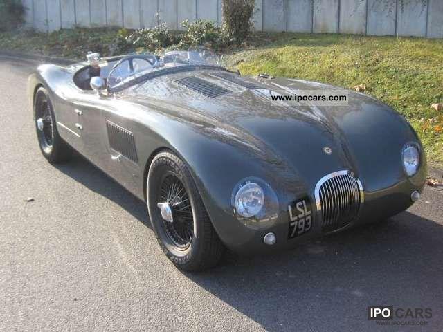 1958 Jaguar  C-Type Reproduction Cabrio / roadster Classic Vehicle photo