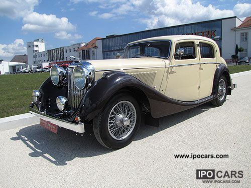 Jaguar  MK IV 3.5 Litre 1946 Vintage, Classic and Old Cars photo
