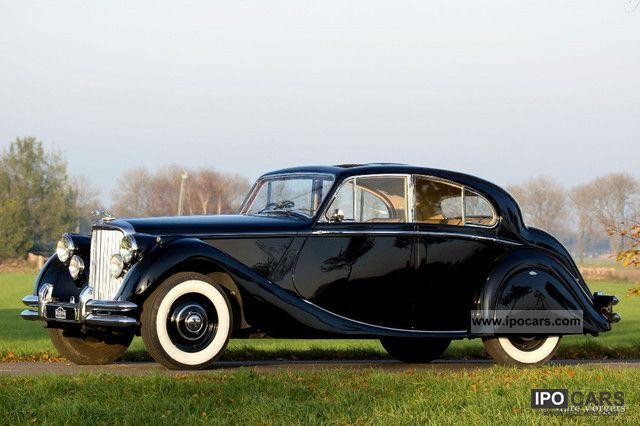 Jaguar  Mk V 3.5 Litre DHC 1948 Vintage, Classic and Old Cars photo