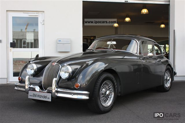 1960 Jaguar  XK 150 in 14 years at the last hand Sports car/Coupe Classic Vehicle photo