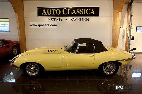 1963 Jaguar  3.8 Series 1 Roadster * PROFESSIONALLY RESTORED * Cabrio / roadster Classic Vehicle photo