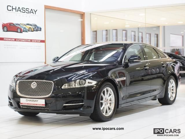 2011 jaguar xj 3 0l v6 d luxe car photo and specs. Black Bedroom Furniture Sets. Home Design Ideas