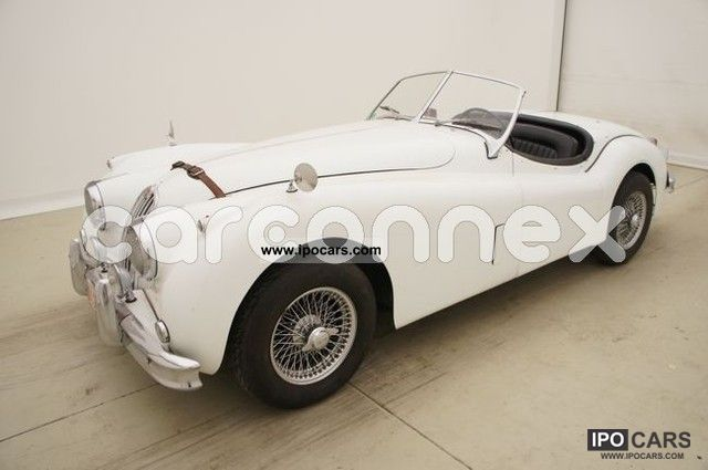 Jaguar  XK 140 SE Roadster 1955 Vintage, Classic and Old Cars photo