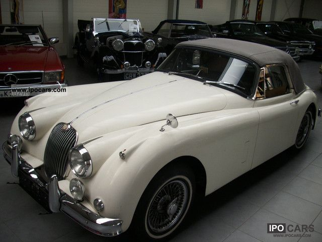 Jaguar  XK 150 DHC - authentic history with demonstrable 1960 Vintage, Classic and Old Cars photo