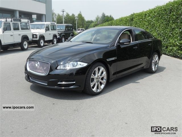 2011 jaguar xj xj 3 0 d premium lux aziendale solo 200 km car photo and specs. Black Bedroom Furniture Sets. Home Design Ideas