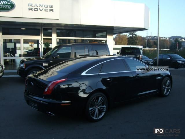 2011 Jaguar Xj 3 0 V6 Diesel S Long Version Supersport