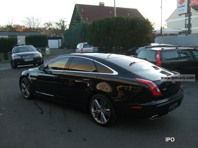 2011 Jaguar Xj 3 0 V6 Diesel S Long Version Supersport