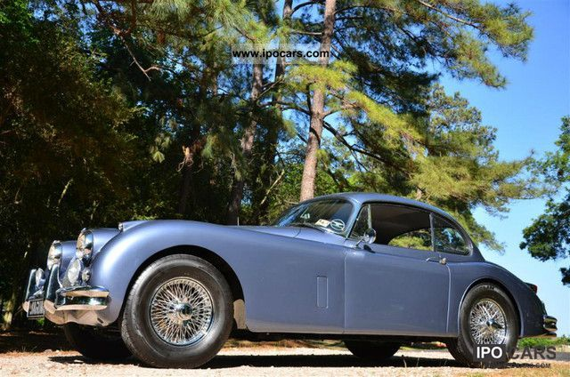Jaguar  XK150 FHC 4.3 Aut. 1959 Vintage, Classic and Old Cars photo