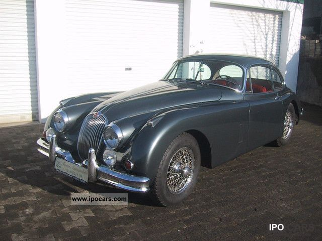Jaguar  XK 150 Coupe 1959 Vintage, Classic and Old Cars photo