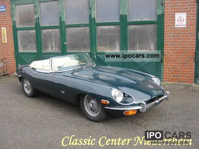 Jaguar  E-Type 1971 Vintage, Classic and Old Cars photo