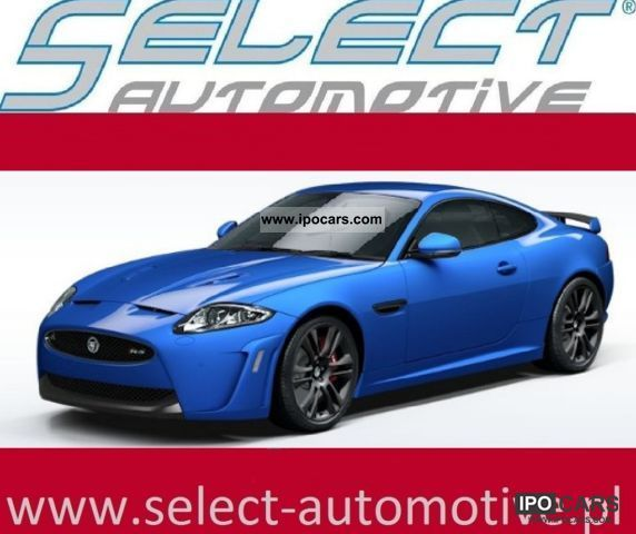 2012 Jaguar  -20% 5.0 XKR V8 Supercharged Coupe Sports car/Coupe Used vehicle photo