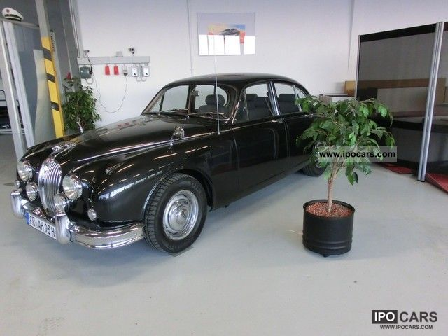 1961 Jaguar  MK II Limousine Classic Vehicle photo
