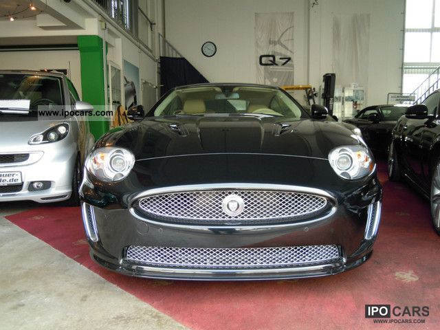 2011 Jaguar  5.0 XKR supercharger * Speed ​​Pack coup * Sports car/Coupe New vehicle photo