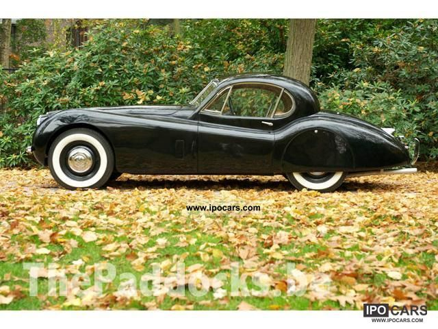 Jaguar  Others XK-120 1952 Vintage, Classic and Old Cars photo