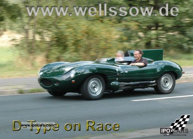 Jaguar  D-Type 1971 Vintage, Classic and Old Cars photo