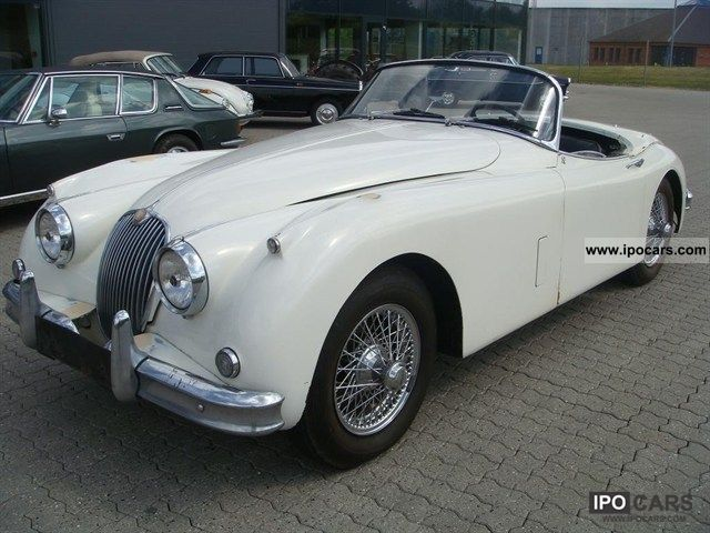 Jaguar  XK150 3.4 265 1959 Vintage, Classic and Old Cars photo