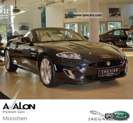 2012 Jaguar  5.0 XKR convertible compressor 20 'Nevis, Bowers & Cabrio / roadster Pre-Registration photo