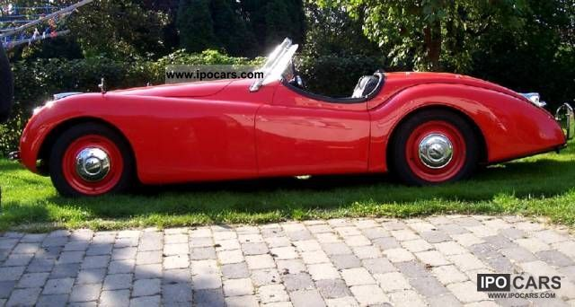 1950 Jaguar  XK 120 OTS Cabrio / roadster Used vehicle photo